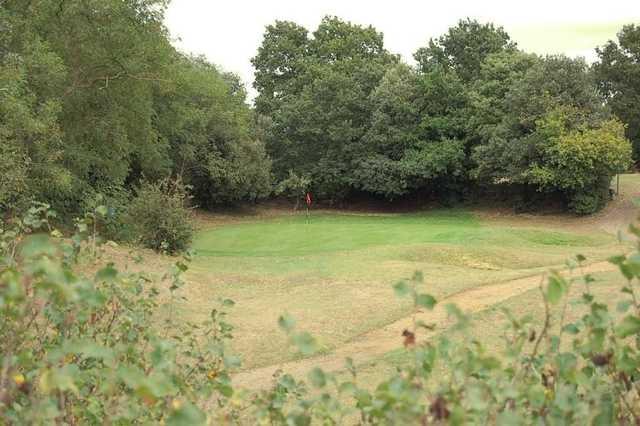View from Barnehurst GC