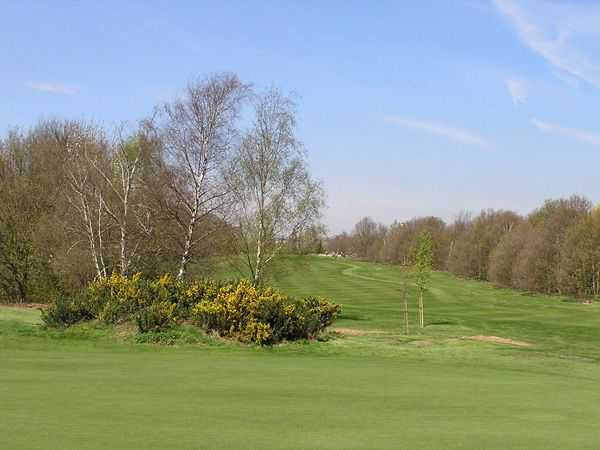 View from Romford Golf Club