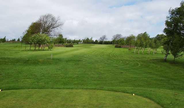 Beauitifully kept fairways at Bracken Ghyll Golf Club