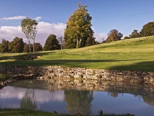 Par 3, 13th at Heythrop Park Golf & Country Club