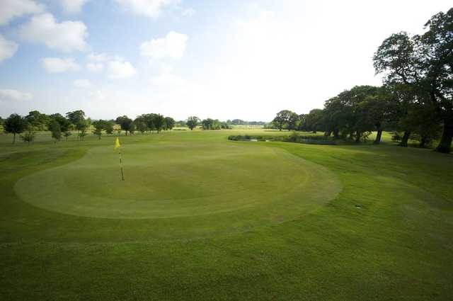The undulating greens at Eaton GC will put your putting skills to the test