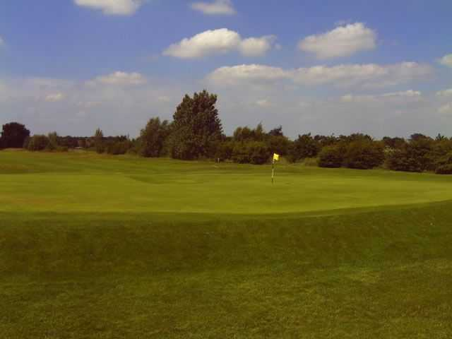 View from Doncaster Town Moor Golf Club
