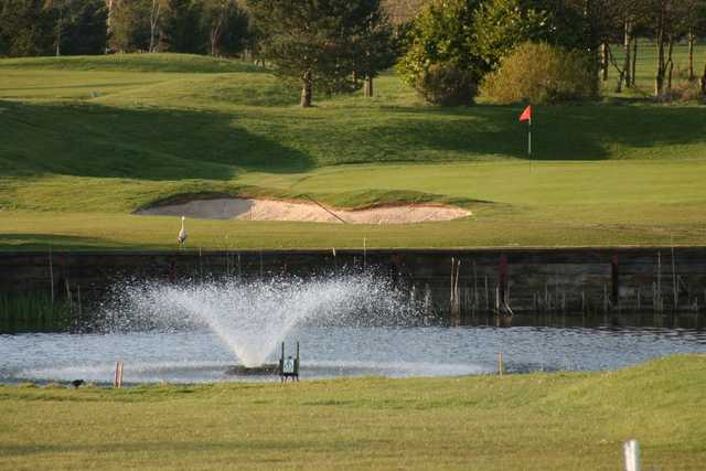 14th at Ripon City Golf Club