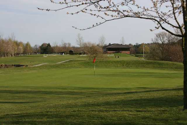 16th at Ripon City Golf Club