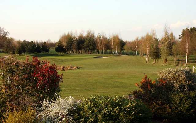 1st at Ripon City Golf Club