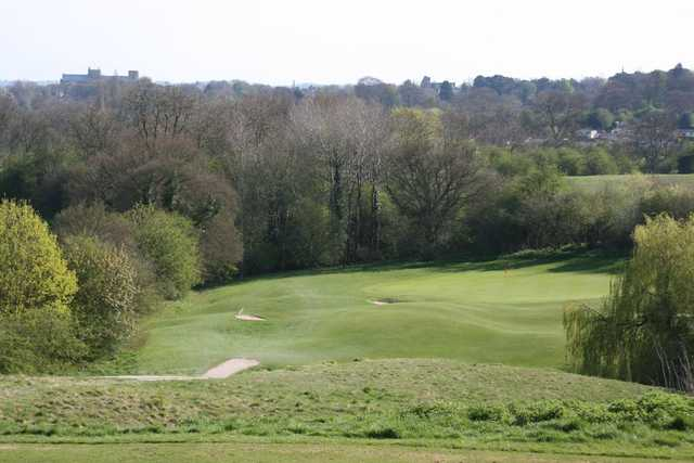7th at Ripon City Golf Club