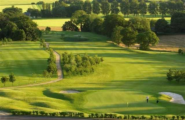 Exceptional fairways at Houghwood Golf Club