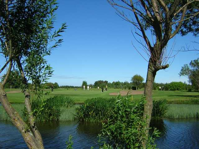 Stunning views over the parkland course at Blyth Golf Club