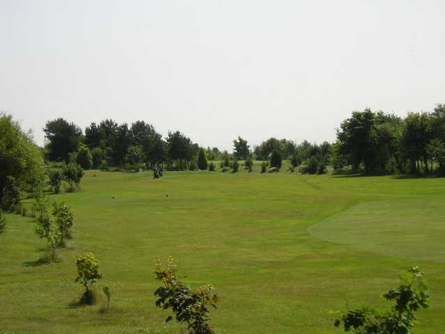 View from Blyth GC