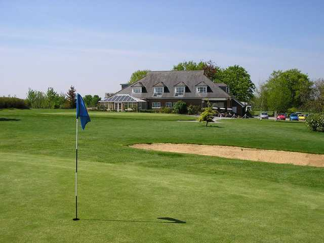Hampshire GC: Clubhouse