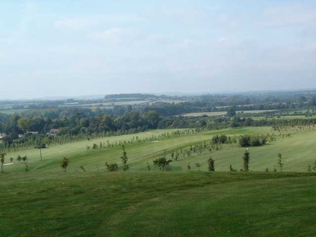 13th hole at Hampshire GC