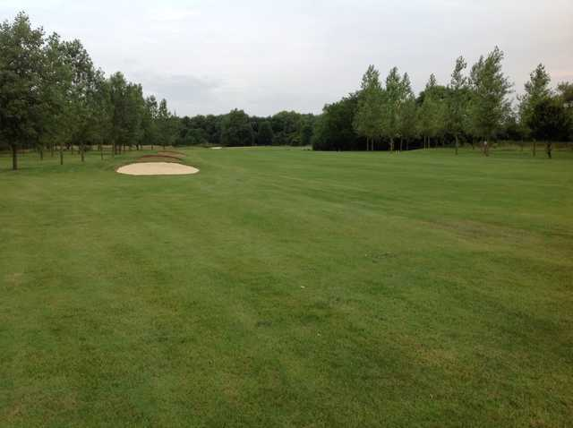 View of the 10th fairway at Beedles Lake Golf Course