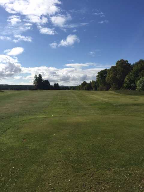 The 10th hole at Thornhill Golf Club