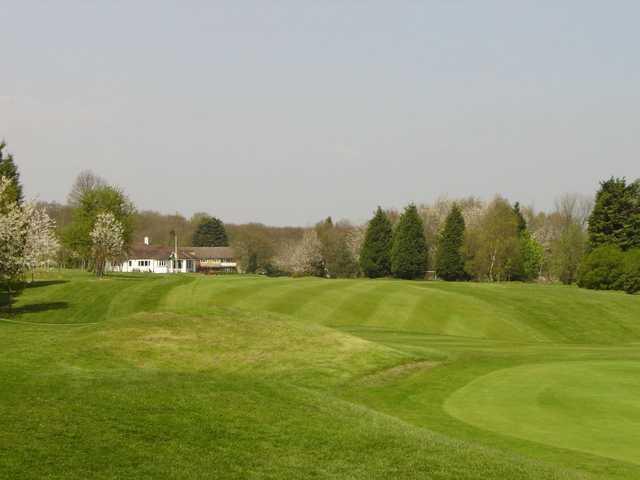 Amazing conditions at Flackwell Heath Golf Club