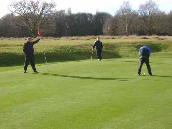 Thames Ditton & Esher GC