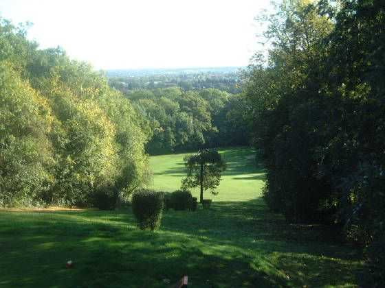 View from Stanmore GC