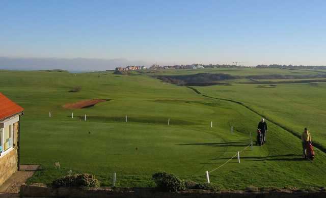 View from Whitby GC