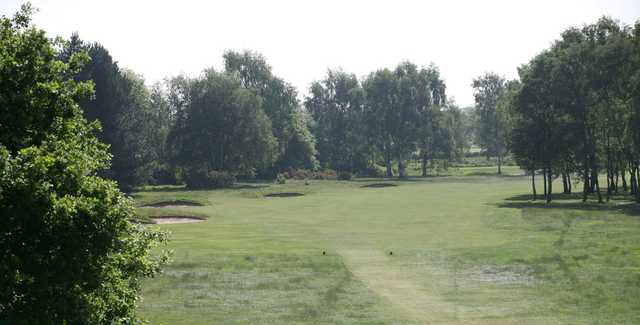 The 8th hole at Fulford Golf Club