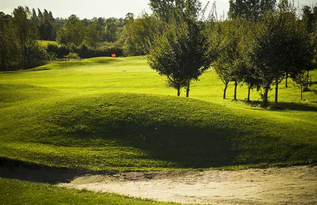 Ravenmeadow Golf Centre - Bunker