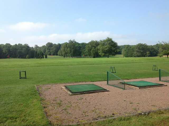 The range at Gatton Manor Golf Club