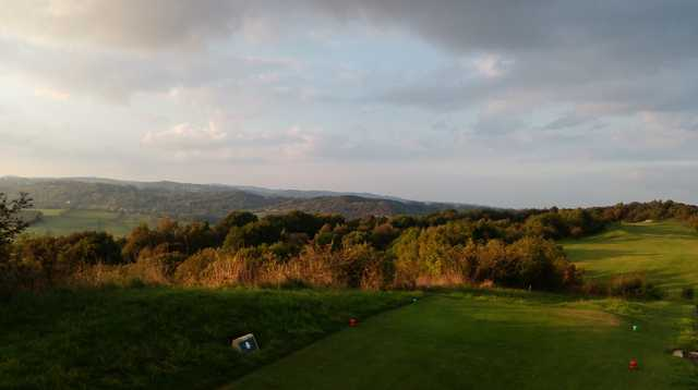 12th at Llanymynech Golf Club
