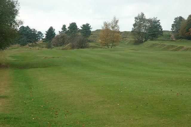 Stunning views at Painswick Golf Club