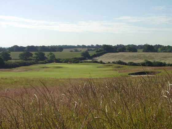 View from Blakes Golf Club