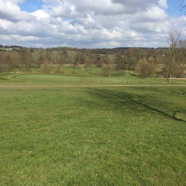 Colne Valley Golf Club: 6th Green