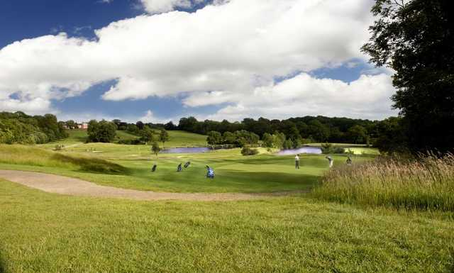 Nizels Golf Club offers a classic parkland course in fantastic condition