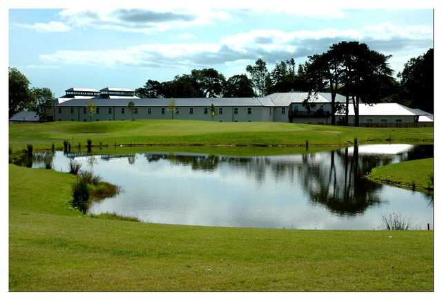 Roganstown GCC: Lakes on the course