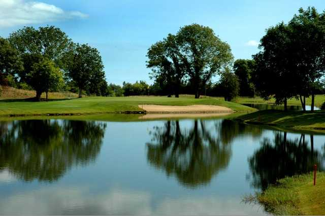 Roganstown GCC: View of the course