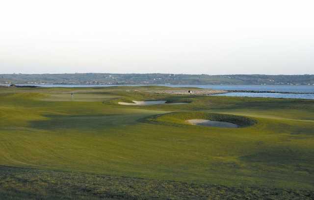 14th at Ashburnham Golf Club