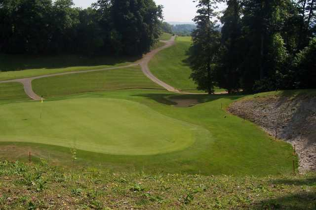Harleyford Golf Club - Green