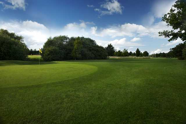 Greenside at Benton Hall Golf Club