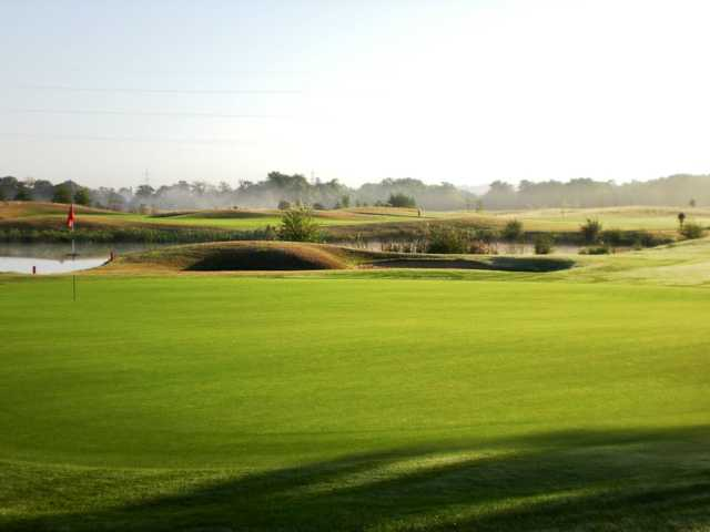 View from Twisted Stone Golf Course