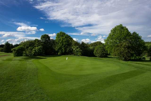 The Championship Course at Addington Court Golf Centre