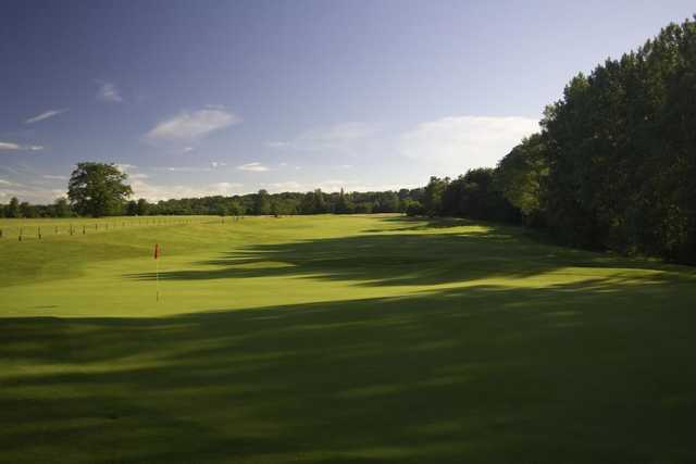 Fairway view from PGA Bowood - England
