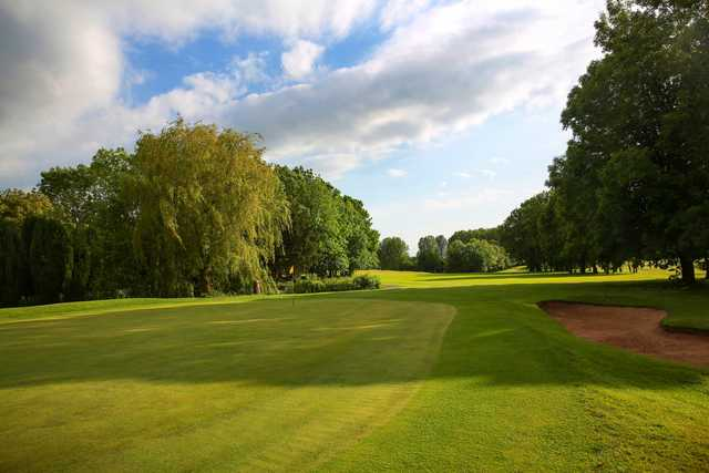 Fairway on the Emerald course