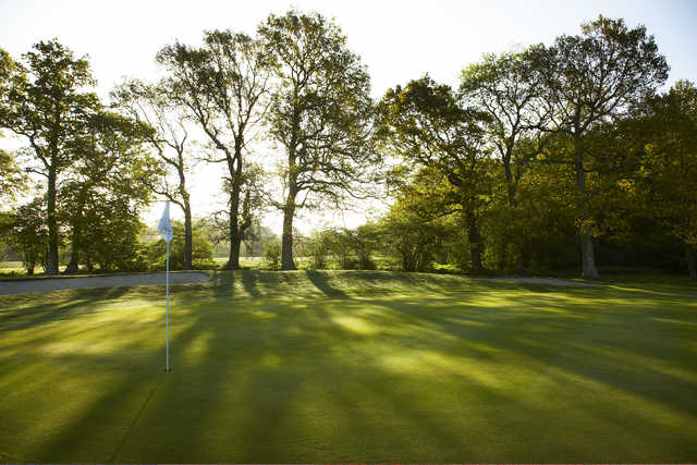 #17 at Lingfield Park Golf Club