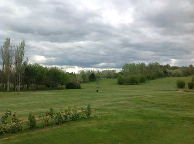 4th fairway at The Stratford Park Hotel & Golf Club