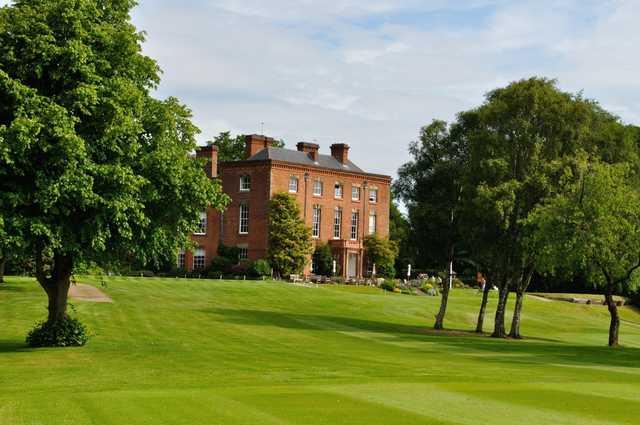 The Edgbaston Golf Club Clubhouse