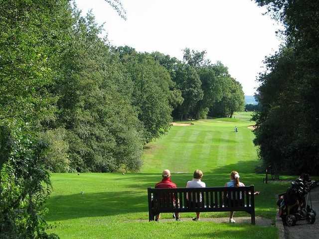 Leatherhead Golf Club sweeping fairways