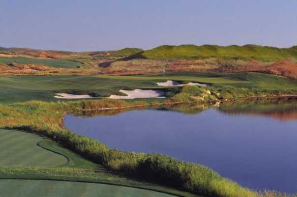 A view from Shadow Lakes GC