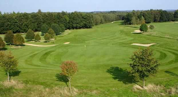 The fairways are kept in excellent condition