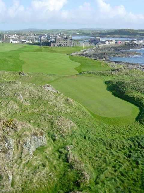 Ardglass Golf Club's 1st tee