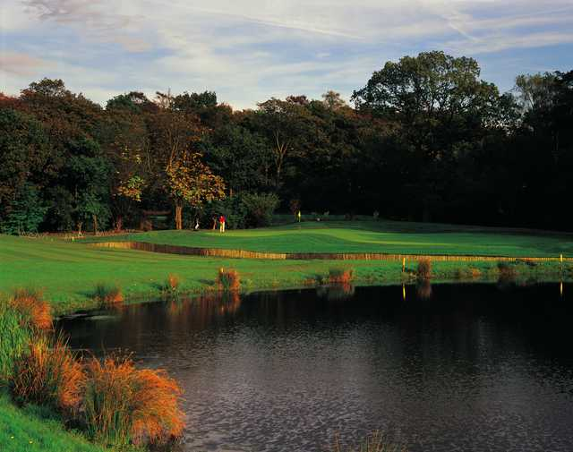 View from Worsley Park Golf Club