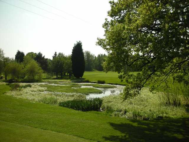 Telford's championship golf course