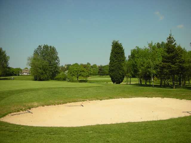Telford's challenging, attractive parkland course