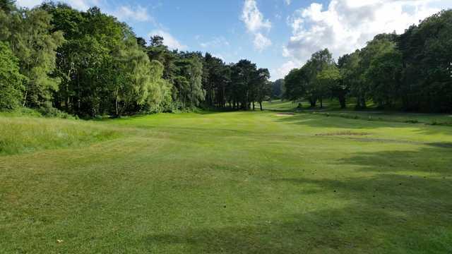 Queens Park Golf Course Fairway