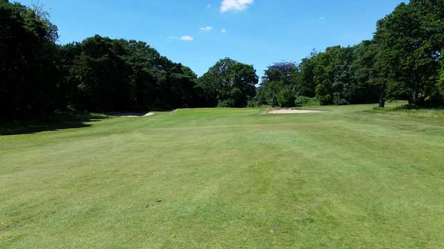 The Queens Park Golf Course